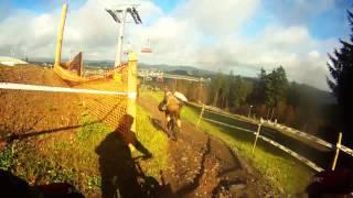 Team Nutbush in Winterberg - Matsch, Regen, Wind und ein wenig Sonne!