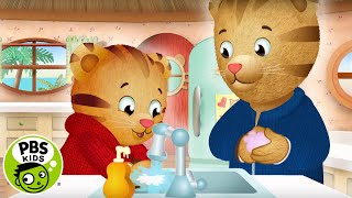 Germs Germs Go Away | Daniel Tiger's Neighborhood | PBS KIDS