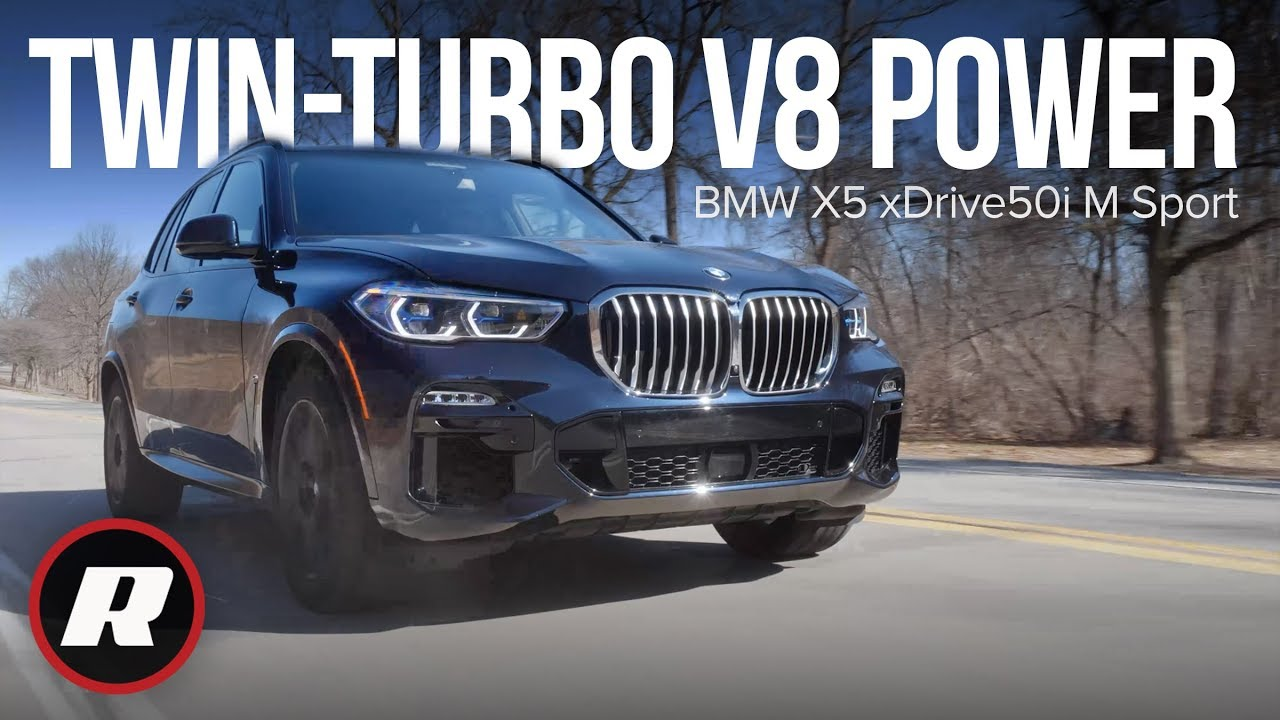 2019 BMW X5 xDrive50i: 5 things to know this V8-powered SUV hot rod