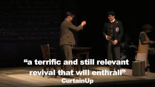 Highlights from BREAKING THE CODE @ Barrington Stage Company