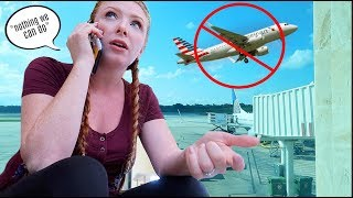 Airline told us we were STUCK in Mexico!! (FULL story explained)