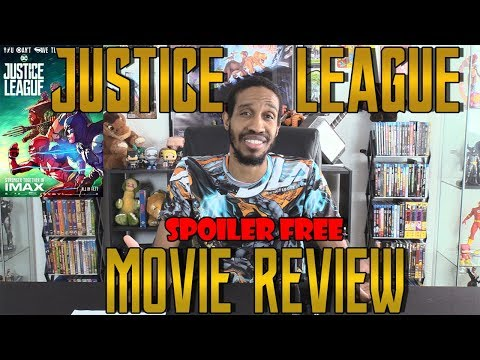 Justice League Spoiler Free MOVIE REVIEW
