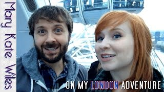 On My London Adventure! Thumbnail