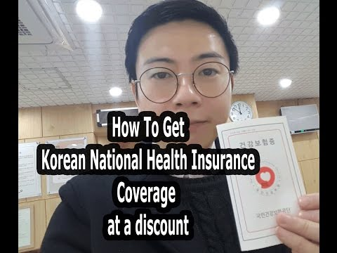 Work / Study in Korea: How To Get Korean National Health Insurance Coverage For Cheap