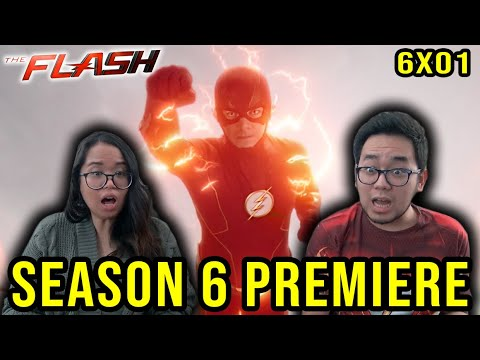 Download THE FLASH 6x1 REACTION Into The Void Season 6 Episode 1 REVIEW