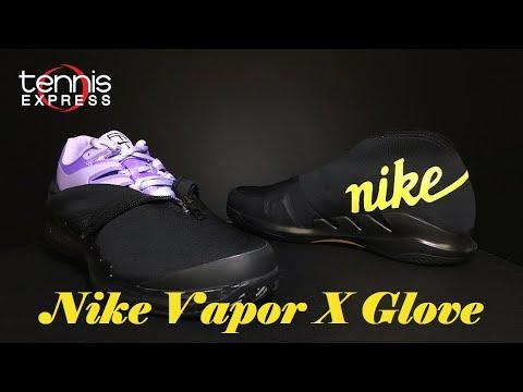 Nike Vapor X Glove Tennis Shoe Preview