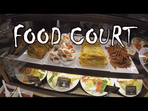 Siam Paragon Food Court 🍽🍖🍗 | Siam Paragon Shopping Mall Bangkok | 曼谷