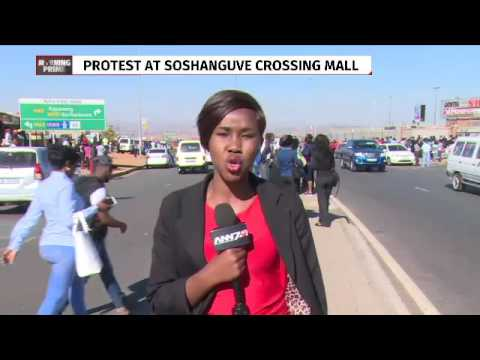 Residents boycott Soshanguve crossing over jobs