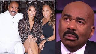 Steve Harvey Is Heartbroken After His Daughter Lori Harvey Arrested And Facing One Year Behind Bars.