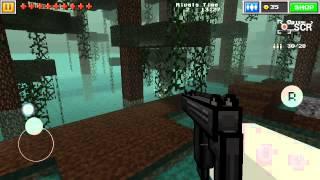 Pixel Gun 3D голодные игры
