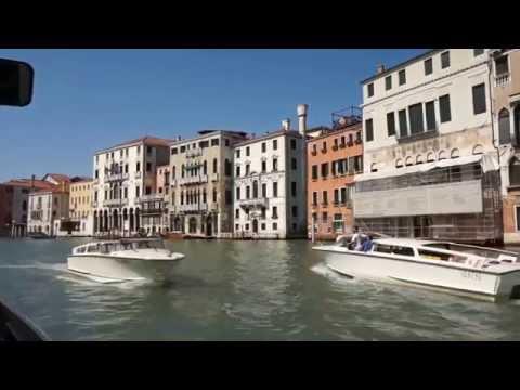 Canal Grande, Venice - Vaporetto no.1