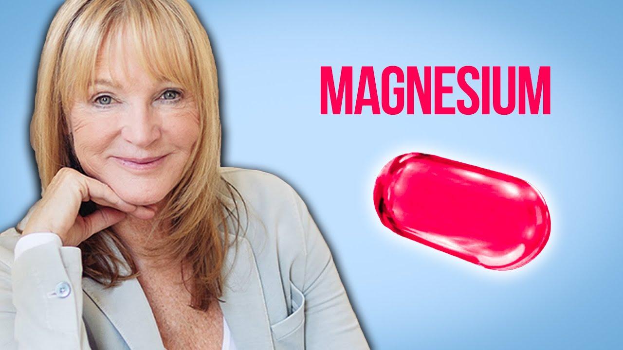 Magnesiummangel - Das passiert mit dir (pass bitte auf)