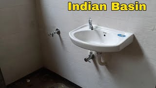 Wash Basin Fitting kayse Kare.