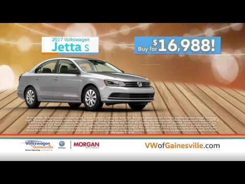VW of Gainesville is giving thanks to you!