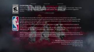 NBA 2k16 error code efeab30c ( QUICK FIX