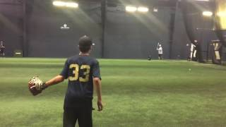 2020 Luca Danos - Middle Infielder for the Banditos Scout Team