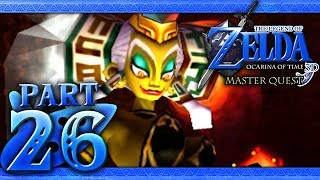 The Legend of Zelda: Ocarina of Time 3D (Master Quest) Part 26 - Spirit Temple - Twinrova
