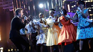 Mathieu: With a little help from my friends - Semi-final - NOUVELLE STAR 2015