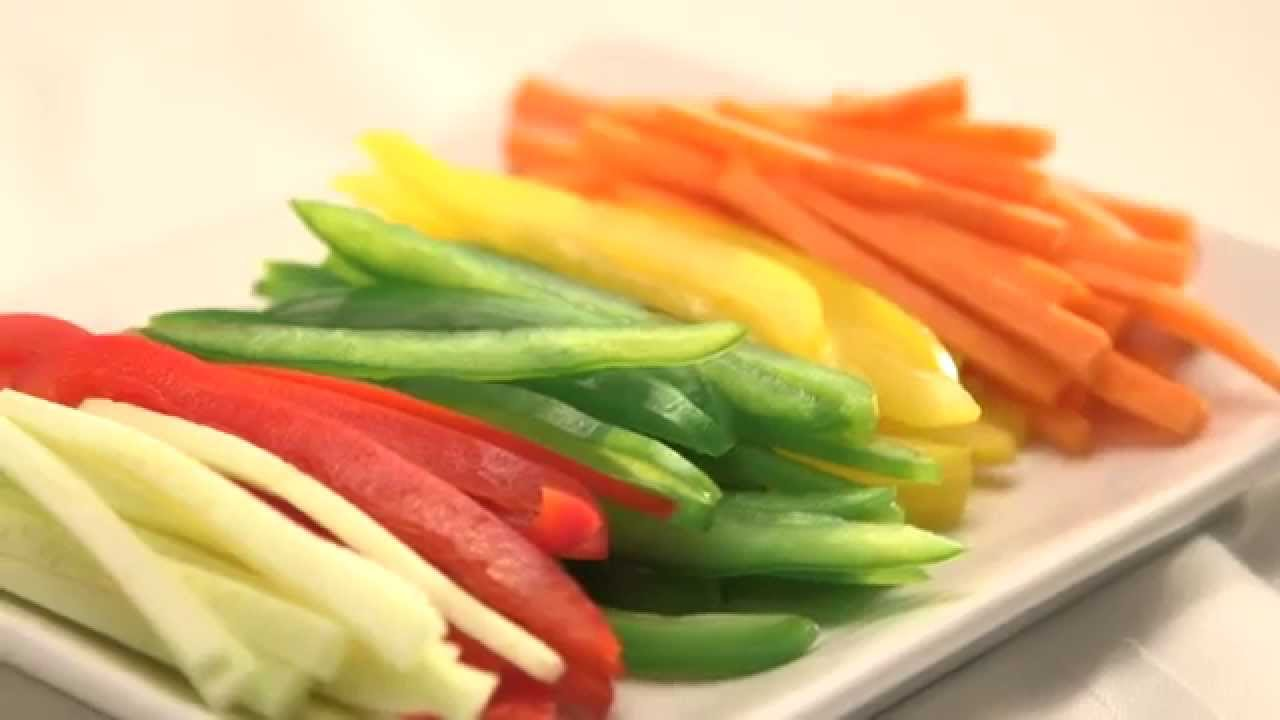 Vegetable Julienne