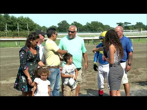 video thumbnail for MONMOUTH PARK 8-2-19 RACE 7