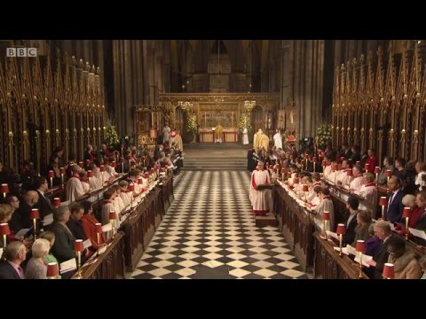 O Come, All Ye Faithful Adeste Fideles at Westminster Abbey