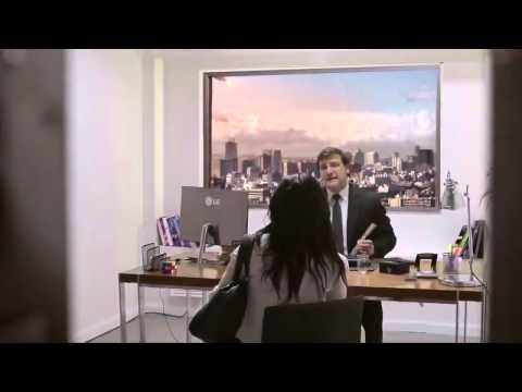 LG End Of The World Prank | Best HDTV Commercial EVER!!!
