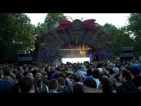 Hometown Glory, High Contrast Remix LIVE on the Hospitality Stage at Lovebox, Sat July 16th 2011