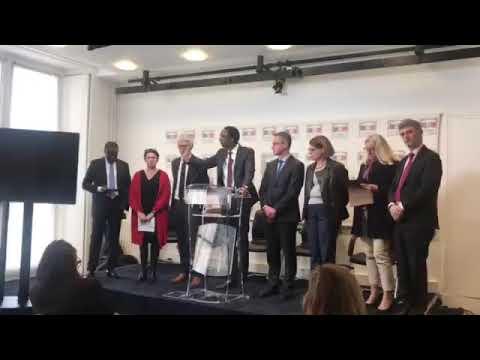 Conférence de presse - Projet de loi relatif à la programmation de l'aide au développement