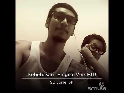 Sh.amie (kebebasan with singiku) cover