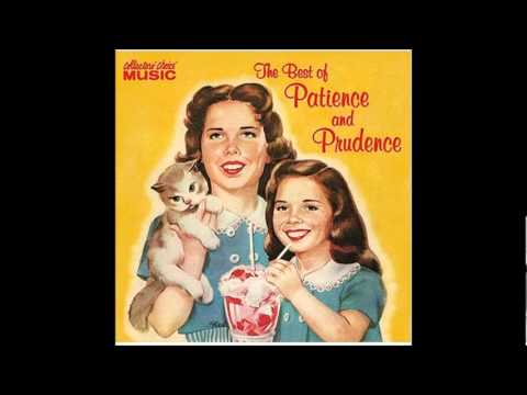 Patience and Prudence - Tonight You Belong To Me (alternative take - upbeat)