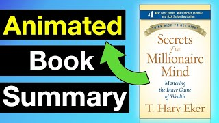 Secrets of The Millionaire Mind | Animated Book Summary