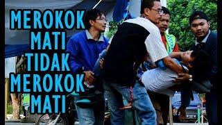 MATI GARA-GARA ROKOK !! Social Experiment - Hal Kecil Yang Berdampak Besar thumbnail