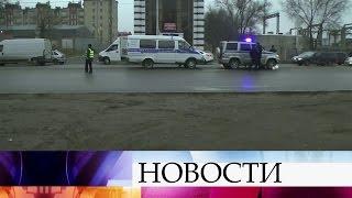 Новое нападение наполицейских вАстрахани.