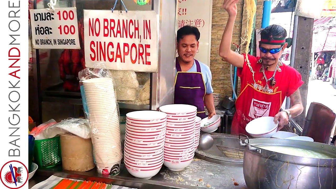Pratunam Street Food 2019 - Thai Food Stalls Petchaburi Soi 19