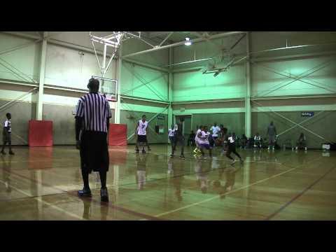 02152014 Frick Middle School vs YMCA