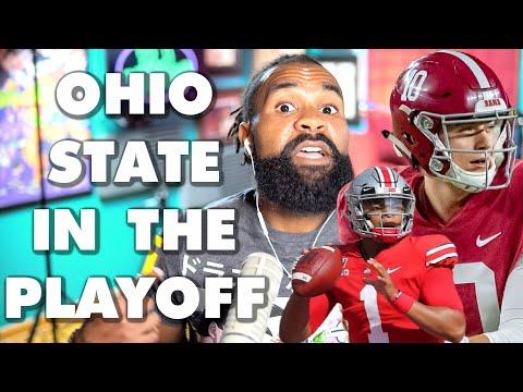 Ohio State's Justin Fields, Alabama's Mac Jones, Trevor Lawrence & #CFBPlayoff is an invitational