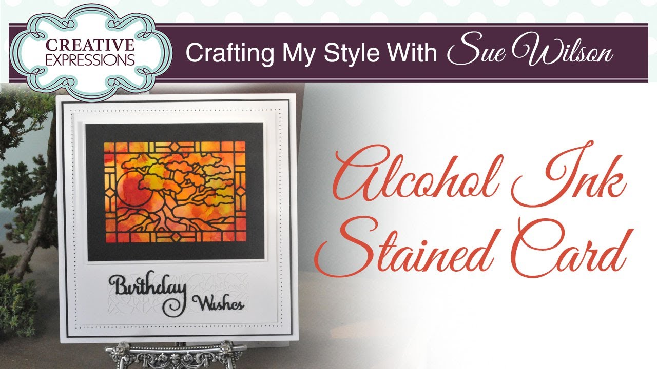 how to create stained glass