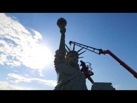 One World Trade Center Ribbon Cutting