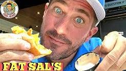 FAT SAL'S Sandwiches -Encino, California-TRAVEL MAN DAN