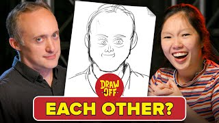 Animator Vs. Cartoonist Draw Each Other • Draw Off