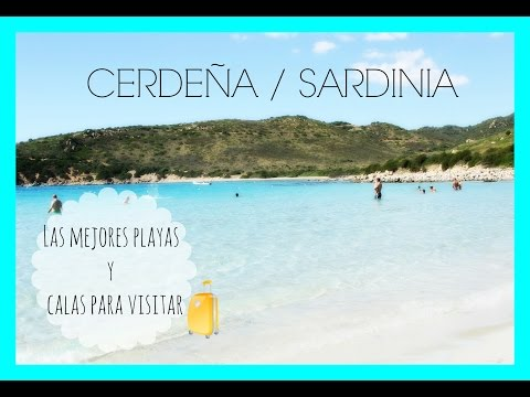 CERDEÑA - PLAYAS Y CALAS PARA VISITAR /SARDINIA-BEACHES AND COVES TO VISIT