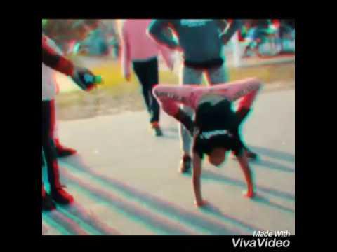 """Best Street Bucking Dance Team """"Slick Angels"""" /Dj Taj How Bout Dat (catch Me Outside)"""