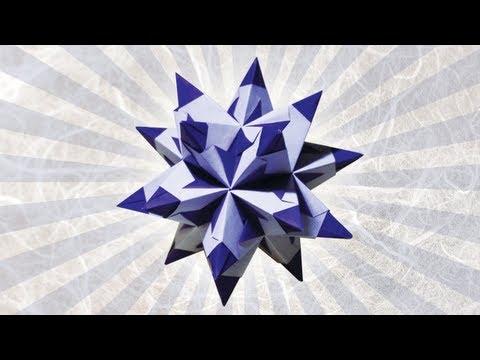 origami bascetta star paolo bascetta. Black Bedroom Furniture Sets. Home Design Ideas