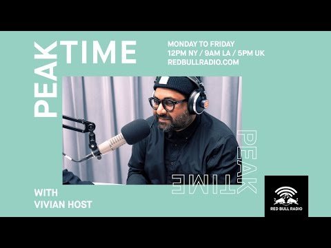 Questlove and the Def Jam DMX - Peak Time on Red Bull Radio