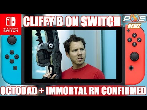 Nintendo Switch - Gears of War Creator NAILS the Appeal of Switch! Immortal RN & Octodad Incoming!