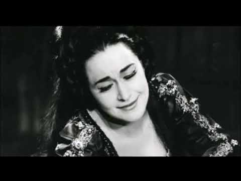 "Leyla Gencer sings ""Son vani i lamenti"" (Verdi - Gerusalemme) [Live 1963 - Better sound]"