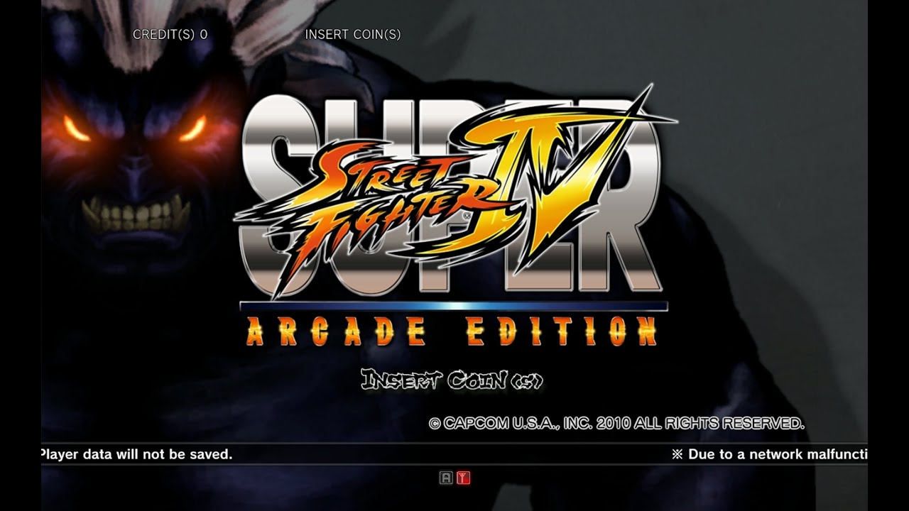 street fighter 4 arcade edition pc download