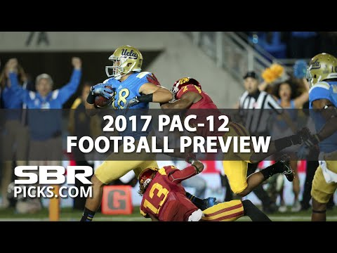 Pac-12 Conference Preview | College Football Picks | With Peter Loshak