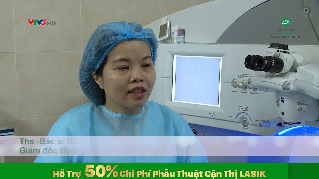 LASIK'S DAY 2018 – Bệnh viện Mắt Sài Gòn – Hỗ trợ 50 % chi phí phẫu thuật LASIK