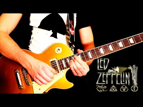 'The Song Remains The Same' by Led Zeppelin - Instrumental Cover